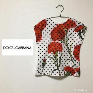 ドルチェアンドガッバーナ(DOLCE&GABBANA)のDOLCE & GABBANA カットソー 130 140(Tシャツ/カットソー)