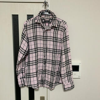 BURBERRY BLACK LABEL - BURBERRY blacklabel チェックシャツ