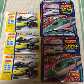 タカラトミー(Takara Tomy)のプラレール グミ ふりかけ(電車のおもちゃ/車)