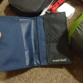 モンベル(mont bell)のモンベル◆パスポートケース(旅行用品)