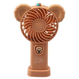 ダッフィー - ダッフィーのサニーファン ファン 扇風機