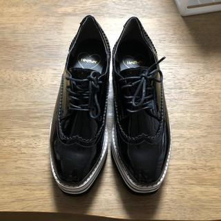 ヘザー(heather)のHeatherくつ(ローファー/革靴)
