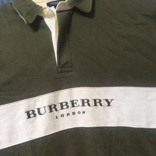 BURBERRY - 【早者勝ち】レア Burberry london バーバリー ロンドン ロンT