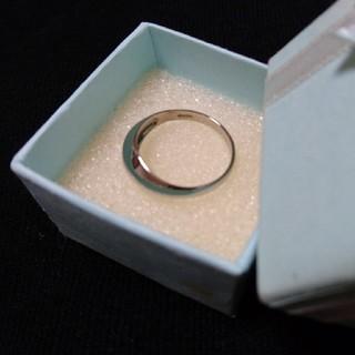 silver 指輪 リング デザイン ウェーブ 波 6号 7号  (リング(指輪))