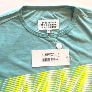 Maison Martin Margiela - 【Maison Margiela】 マルジェラ 19SS Tシャツ 新品