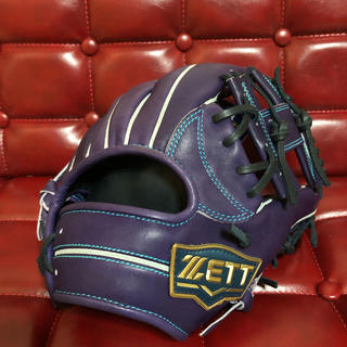 ZETT - ZETT  neostetas 限定カラー  パープル 新品未使用