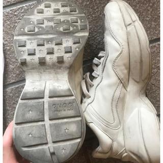 Gucci - GUCCI靴