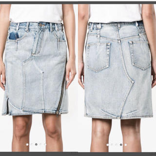 3.1 Phillip Lim - 3.1 フィリップリム デニムスカート 00サイズ