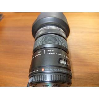 OLYMPUS 12-50mm F3.5-6.3 EZ レンズ