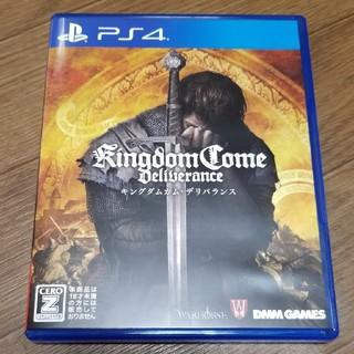 PlayStation4 - キングダムカム