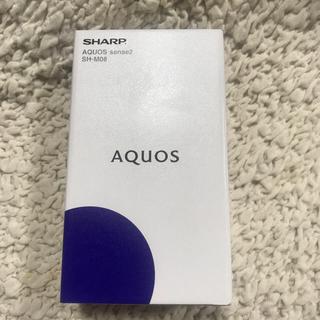 SHARP - AQUOS sense2 SH-M08