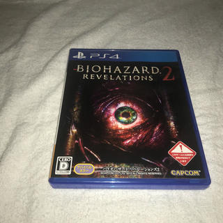 PlayStation4 - バイオハザード リベレーションズ 2 ps4 ソフト