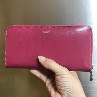 カルティエ(Cartier)のカルティエ マスト ジッピーウォレット(財布)