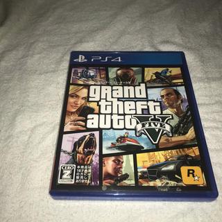 PlayStation4 - グランドセフトオート5 ps4 ソフト PS4