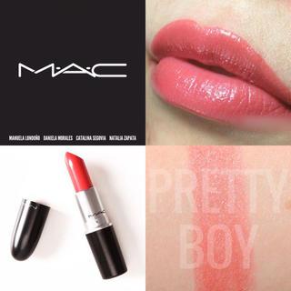 MAC - 【新品箱有】MAC 公式人気ランキング上位色✦クリームシーン プリティボーイ