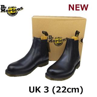 ドクターマーチン(Dr.Martens)の【ドクターマーチン】チェルシー UK3 サイドゴア ブーツ 黒 くろ(ブーツ)