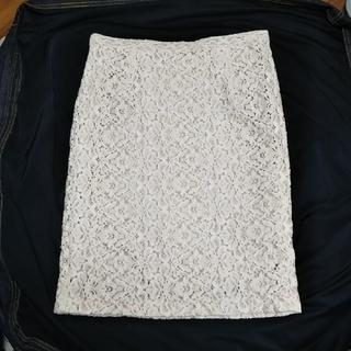 デミルクスビームス(Demi-Luxe BEAMS)のデミルクスビームス*レースタイトスカート[38](ひざ丈スカート)