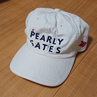 パーリーゲイツ(PEARLY GATES)のパーリーゲイツ キャップ(キャップ)