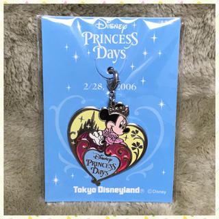 Disney - Tokyo Disneyland PRINCESS DAYS ミニー チャーム