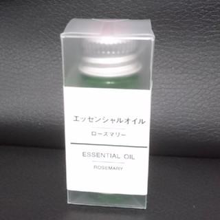 ムジルシリョウヒン(MUJI (無印良品))の無印良品 エッセンシャルオイル ローズマリー(エッセンシャルオイル(精油))