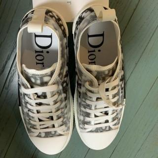 Dior homme 19ss テクニカル ファブリック スニーカー