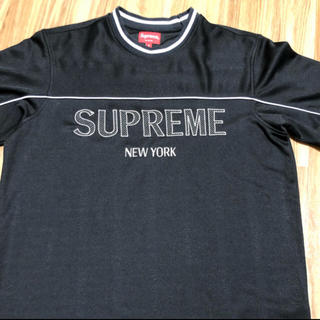 Supreme - SUPREME dazzle warm up top Sサイズ
