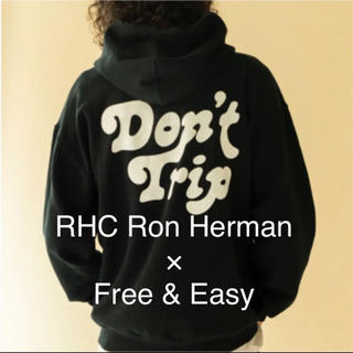 Ron Herman - 紺 Mサイズ RHC ron herman Free & Easy パーカー