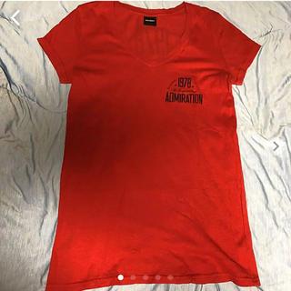 マウジー(moussy)のmoussyTシャツ未使用に近い(Tシャツ(半袖/袖なし))