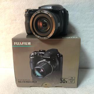 富士フイルム - 富士フイルム デジタルカメラ FinePix S4500