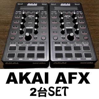 Pioneer - AKAI AFX 2台セット!!dj Technics好きに