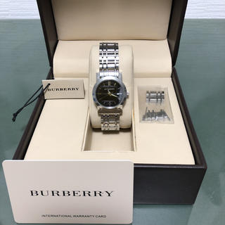 BURBERRY - 【稼働品】BURBERRY バーバリー レディース BU1365