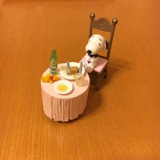スヌーピー(SNOOPY)のスヌーピーの世界  フィギュア(その他)