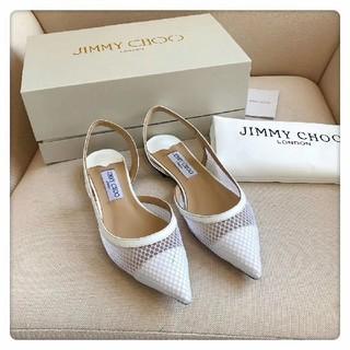 JIMMY CHOO - JIMMY CHOO パンプス 37