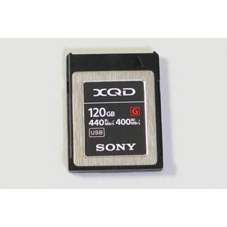SONY XQDメモリーカード 120GB