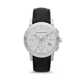 BURBERRY - バーバリー BURBERRY 腕時計 メンズ BU9355 シティ シルバー