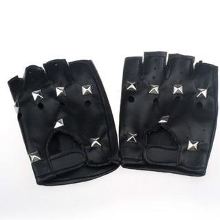 新品◆ロック手袋①(手袋)