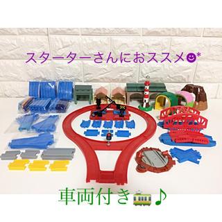 タカラトミー(Takara Tomy)のカプセルプラレール きかんしゃトーマス スターターセット(電車のおもちゃ/車)