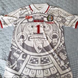 メキシコ代表カンポスユニフォーム フランスワールドカップ新品未使用