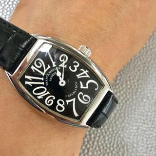 FRANCK MULLER - フランクミュラー カサブランカ タイプ 腕時計