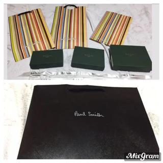 ポールスミス(Paul Smith)のまとめ売り★ポールスミスの紙袋 ショッパー(ショップ袋)