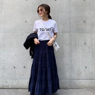 Drawer - OBLIブラックTシャツ