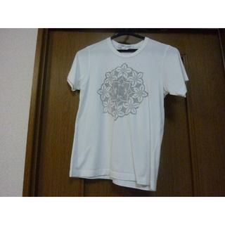 コムデギャルソン(COMME des GARCONS)の♪COMME de GARCONS♪コムデギャルソン プリント Tシャツ S ★(Tシャツ(半袖/袖なし))