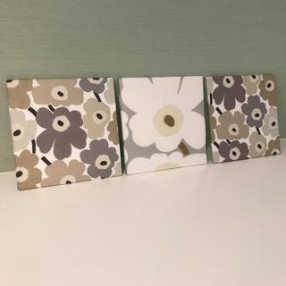 marimekko - 4マリメッコ ウニッコ インテリアパネル 軽量パネル 壁飾り