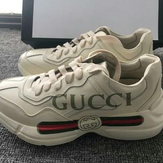 Gucci - 人気 Gucci ライトンロゴ スニーカー