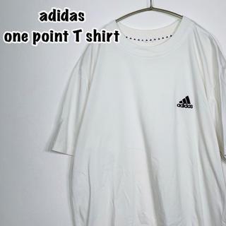 アディダス(adidas)の90' adidas アディダス Tシャツ 刺繍ロゴ(Tシャツ/カットソー(半袖/袖なし))