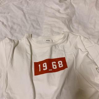 ニコアンド(niko and...)の19_68Tシャツ(Tシャツ(半袖/袖なし))