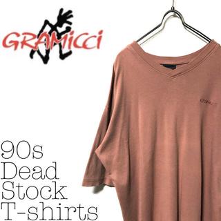 グラミチ(GRAMICCI)の【90s】GRAMiCCi グラミチ USA製 デッドストック Tシャツ(Tシャツ/カットソー(半袖/袖なし))