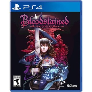 PlayStation4 - PS4版 Bloodstained Ritual of the Night