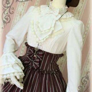 Victorian maiden - Victorian maiden ロイヤルフリルレーシーブラウス