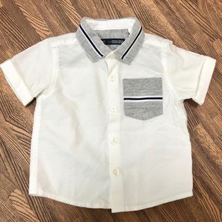 ネクスト(NEXT)のnext デザインシャツ 半袖 夏 60 男の子(シャツ/カットソー)